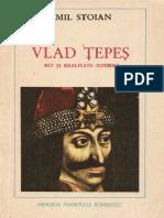 Vlad Țepeș-Mit Și Realitate Istorică (E.stoian 1989)