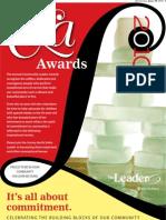 Community Leader Awards 2010