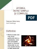 Atomul Intre Simplu Si Complex