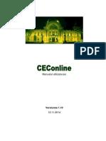 Manual CEC