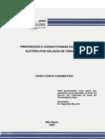 1997 - PREPARACAO E CONDUTIVIDADE ELÉTRICA DE ELETRÓLITOS SÓLIDOS DE TÓRIA-ÍTRIA.pdf