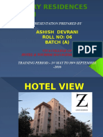 z Luxury Ppt