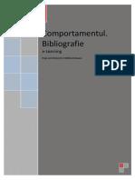 Bibliografie comportament