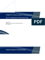 DWDM & Packet Optical Fundamentals