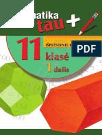Matematika Tau11 Kl Vadovelis