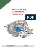 4_ Pompe d'Injection Électronique Bosch VP 30