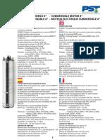 Catalogue PST 4- 2 Pouces