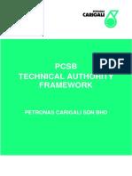 Technical Authority Framework