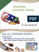 Penyuluhan Hipertensi Druul Prolanis