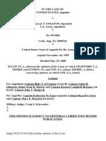 United States v. Golston, C.A.A.F. (2000)