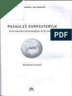 Pasaulis Kompiuteryje XI-XII I Dalis