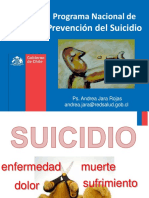 Capacitación Suicidio 2016