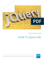 The Advanced Guide To JQuery I18n
