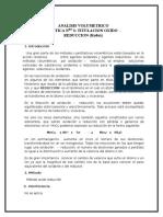 3 Analisis Volumetrico Practica III