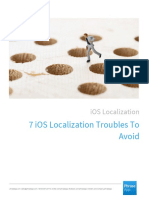 7 IOS Localization Troubles To Avoid