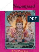 Sri Isopanisad Original 1969 Edition SCAN