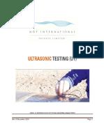 UT Course Material