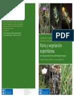 Flora y Vegetación Espontánea Del Campus Externo de La Universidad de Alcalá