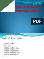 245794153-Đề-tai-Tinh-toan-hệ-thống-nối-đất-trong-trạm-biến-ap-ppt