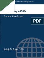 Reassessing ASEAN