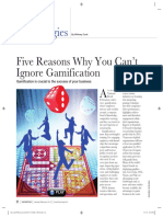 Can t Ignore GamifIcation