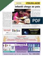 Isa Colli - Jornal Folha da ACM Rio de Janeiro _ Edição 116 - 2016