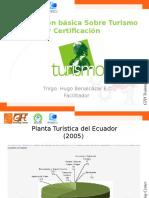 Turismo y Certificación 01