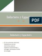 Inductores y Capacitores