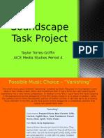 Soundscape Task Project