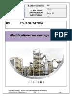 TP R9 Modification Dun Ouvrage Existant