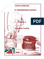 SA Pvmnt Eng Ch3 Material Testing
