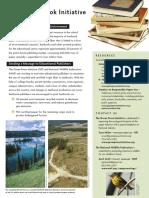 Green Textbook Flyer