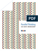 Parallel Thinking Six Hats Toolkit