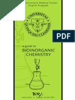 BRY's Bioinorganic Chemistry