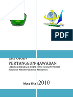 Sampul Laporan Keuangan