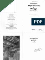 PAPANEK, Victor. Arquitectura e Design_Ecologia e ética