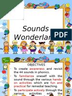Sounds Wonderland