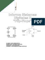 Informe Digitales II Flip Flops