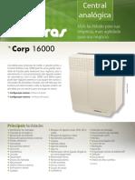 Ficha Tecnica - Corp 16000