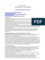 Amplitud Modulada – Principios Básicos
