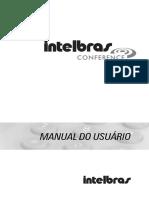 Manual Do Usuario Intelbras Conference