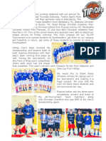 2016 Tip-Off Tournament Article