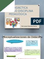 1-La Didáctica Como Disciplina Pedagógica GRUPO 1 (1)