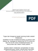 Implementasi Koding Icd 9 Cm