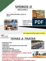 Semana 1 - Especificaciones Generales de carreteras.pptx