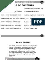 Build Your Ukulele Chart