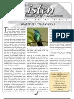 Listen A Seeker's Resource Issue 4.3