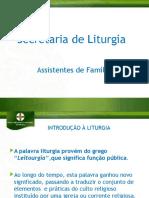 Aprimoramento de Liturgia 2016 - Assistentes de Família
