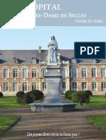 Livret de découverte de l'Hôpital Notre Dame de Seclin