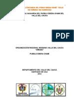 ORIVAC (2012) - Plan de Salvaguarda Del Pueblo Ebera Chamí Del Valle Del Cauca